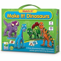 Make It! Dinosaurs Building Game