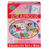 Make Your Own Scrapbook Creativity Set & Book