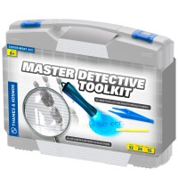 Master Detective Toolkit Forensic Science Kit