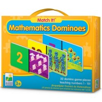 Mathematics Dominoes - Match It! Learning Game