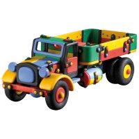 Mic-O-Mic Large Truck Advanced Building Kit