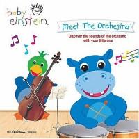 Meet the Orchestra CD - Baby Einstein