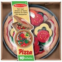 Felt Food - Pizza Set