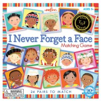I Never Forget a Face Kids Matching Game