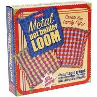 Metal Pot Holder Loom