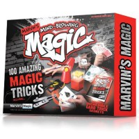 Marvin's Mind Blowing Magic 100 Magic Tricks Set