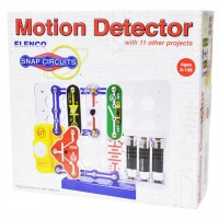 Snap Circuit Motion Detector Electronic Mini Kit