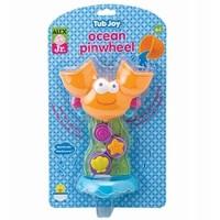Ocean Pinwheel Bathtub Baby Toy