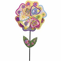 Paint a Pinwheel - Flower