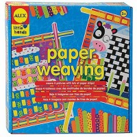 Paper Weaving Craft Kit