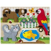 Pets Chunky Jigsaw 20 pc Puzzle