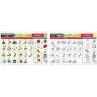 Phonics Double-Sided Learning Placemat