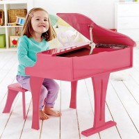 Pink Toy Classic Grand Piano