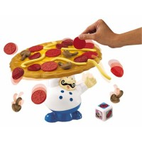 Poppa's Pizza Pile-Up Fun Balancing Game