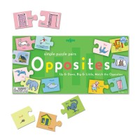 Opposites Learning Puzzle Game