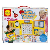 Let's Pretend School 225 pc Play Set
