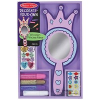 Princess Mirror Craft