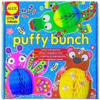 Puffy Bunch Animal Craft Kit