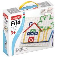 Quercetti Mini Filo Lacing Toy