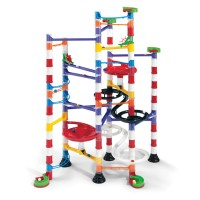 Quercetti Migoga Marble Run 220 pc Super Vortis Building Set