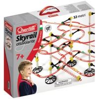 Quercetti Skyrail Ottovolante Marble Run Set