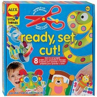Ready, Set, Cut! Kids Paper Craft
