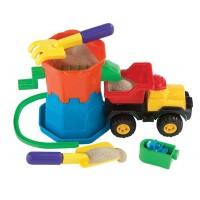 Sandmill Dump Truck Sand Play Set