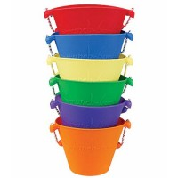 Scrunch Bucket - Flexible Beach Bucket