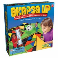 Shapes Up -- Shapes Matching Strategy Game
