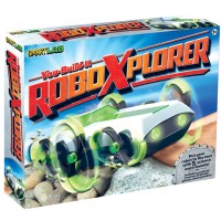 RoboXplorer Build Multi-Terrain Robotic Vehicle Kit