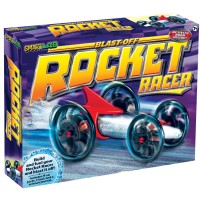 Rocket Racer Blast-off Car Building Science Kit