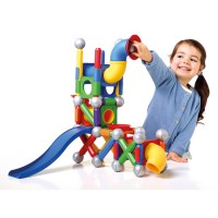 Smartmax Mega Ball Run Magnetic Building Set
