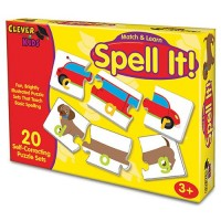 Spell It! - Match & Learn Puzzle