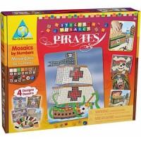 Sticky Mosaics Pirates