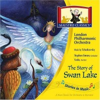 Story of Swan Lake Children CD