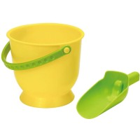 Sand Scoop & Pail 2 pc Beach Set