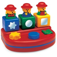 Pop Up Teddies Toddler Activity Toy