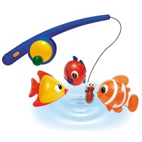 Funtime Fishing Toddler Toy