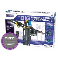 The Big Engineering Makerspace STEM Science Kit