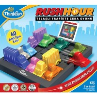 Rush Hour Activity Toy