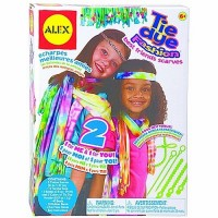 Tie Dye Fashion Best Friends Scarves