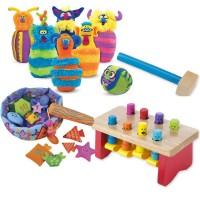 Toddler Motor Skills Kit of 3 Toys for 18-36 months