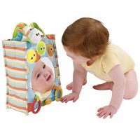 Baby Musical Mirror Toy Bag