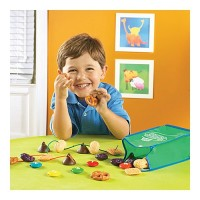 Trail Mix & Match Learning Activity Set