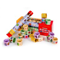 Alphabet Matcher Twisterz Phonics Learning Game