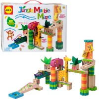 Jungle Marble Maze Kids Marble Run