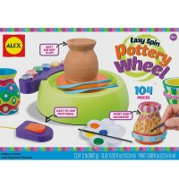 Easy Spin Pottery Wheel Pottery Making Kit
