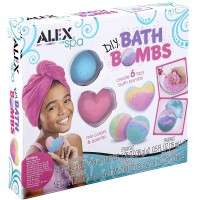 DIY Bath Bombs Girls Spa Craft Kit