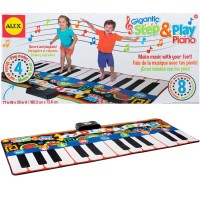 Gigantic Step & Play Kids Floor Piano