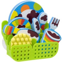 Dirty Dishes Bathtub Toy